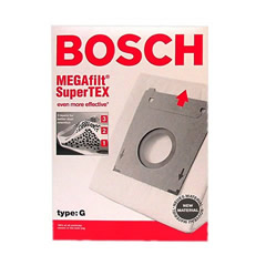 Bosch 14000 Type G Bags 5 Pack