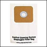 Nutone Central Vacuum System Bags - Generic