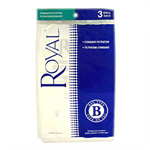 Royal 3067247001 Type B Vacuum Bags - 3 Pack