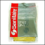 Sanitaire 62100 Style UP-1 Vacuum Bags