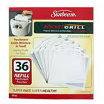 Sunbeam 007545-000-000 Rocket Grill Parchment Pockets